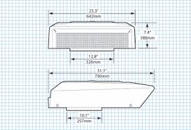 RED DOT ROOFTOP AC ONLY 12V